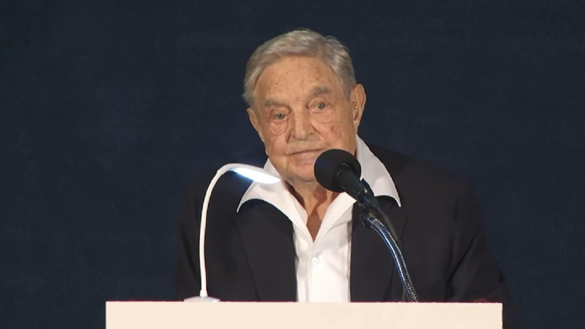 Orbánról is beszélt Soros György egy díjátadón