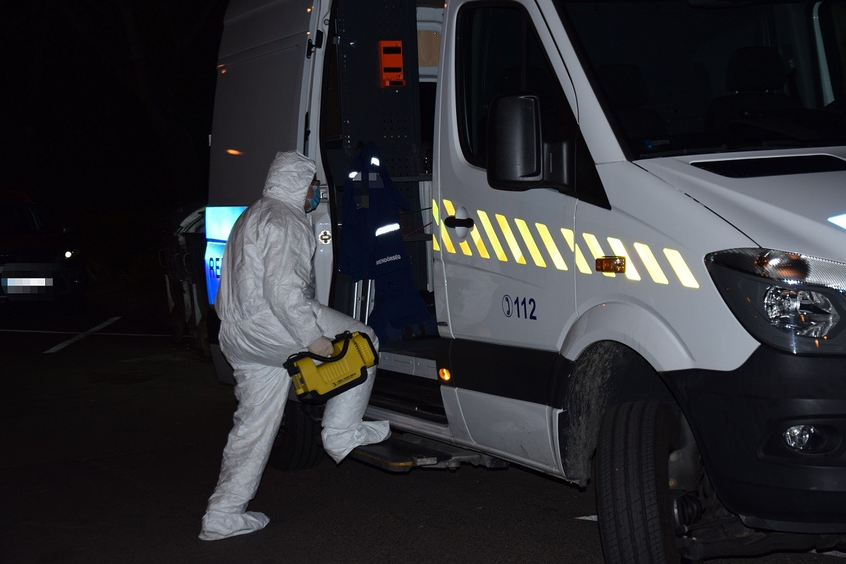 Verekedés közben meghalt egy férfi egy veszprémi szórakozóhelyen