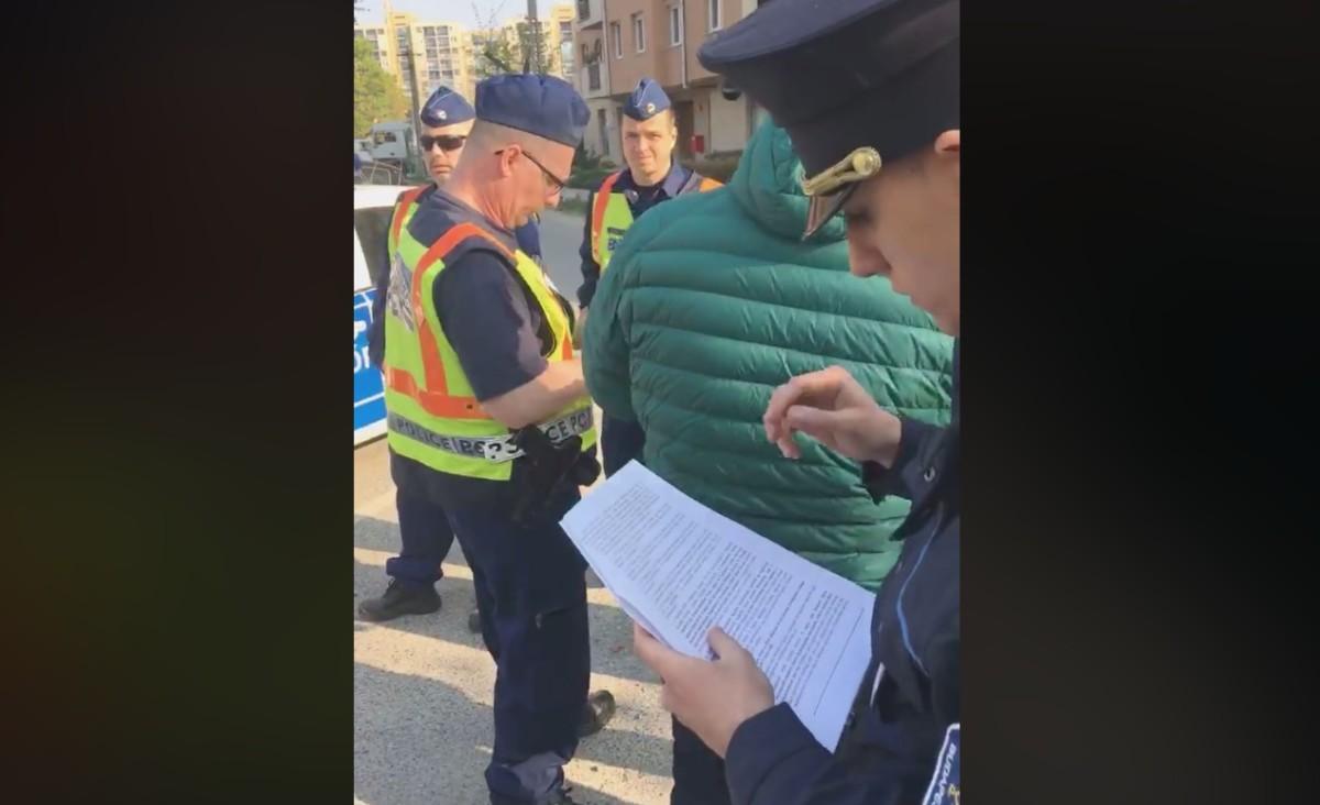 Brutális fairtás kezdődött Ferencvárosban, rendőrök is kivonultak