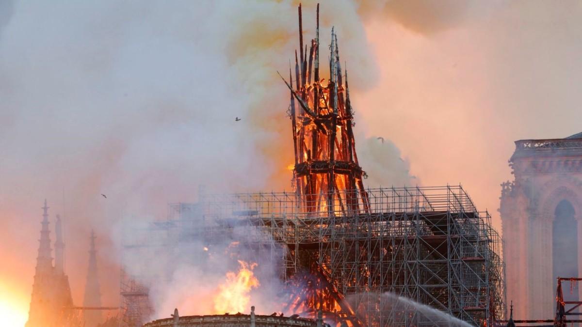 Szeged 10 ezer eurót ad a Notre-Dame újjáépítésére