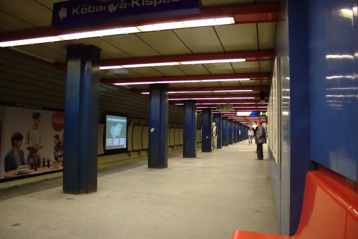 Meghalt egy férfi a metróban a Nyugati pályaudvarnál