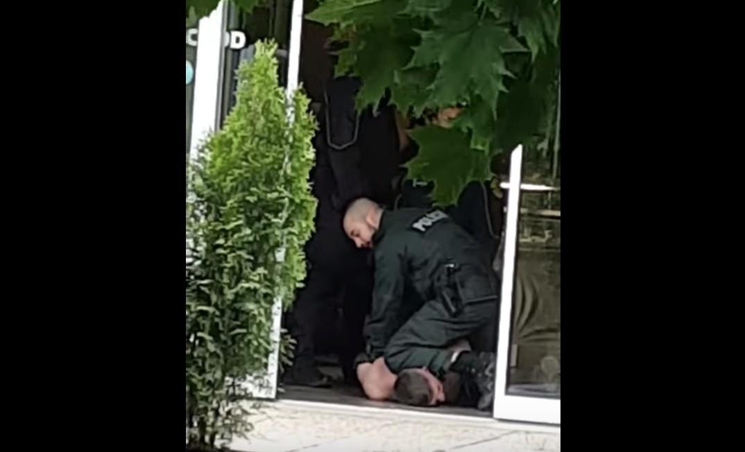 Pucéran lépett meg egy férfi a dunaszerdahelyi kórházból