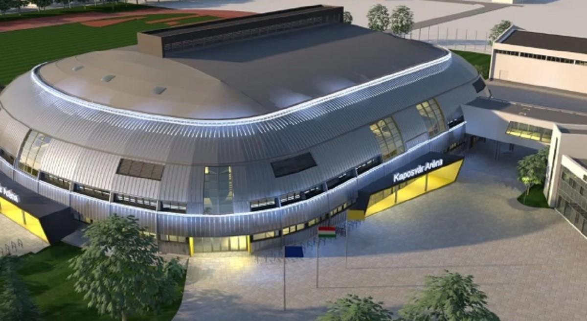 Kaposvár fideszes polgármestere szerint Magyarország átfogó megújításának szimbóluma az új stadion