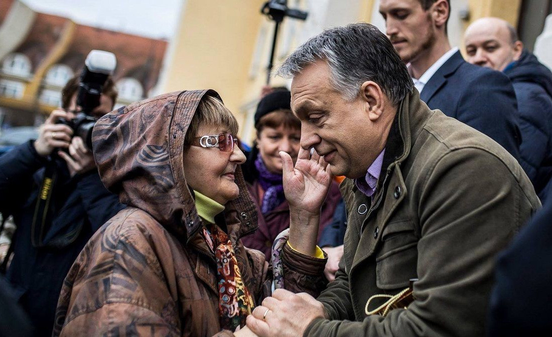120 ezerrel nőt Orbán kedvelőinek száma a Facebookon