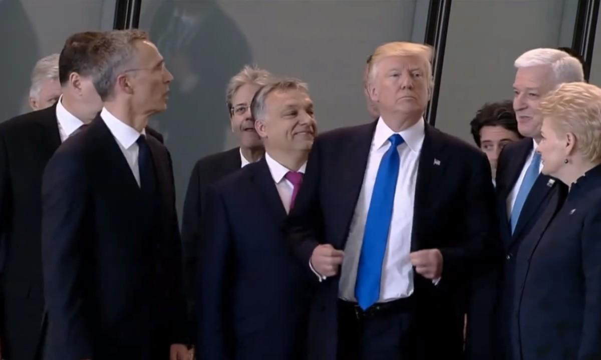 Washington Post: Orbánnak semmi keresnivalója a Fehér Házban