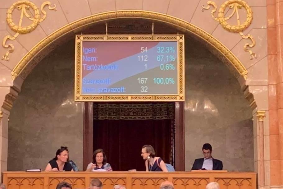 Leszavazta az otthonápolási díjak emelését a Fidesz