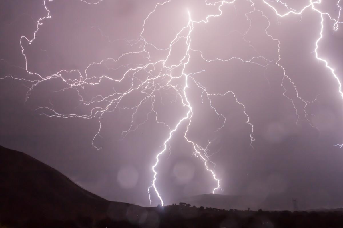 Zivatarveszély miatt adott ki figyelmeztetést a meteorológiai szolgálat