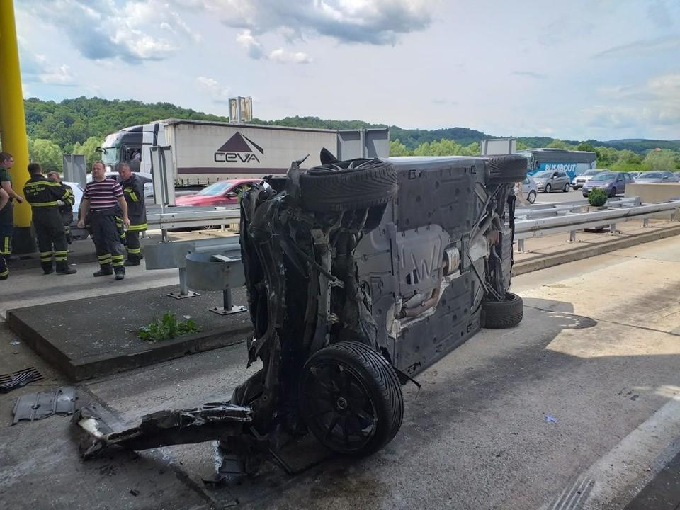 Két nappal a baleset előtt engedték ki az elvonóról a magyarokat letaroló horvát BMW-s sofőrt
