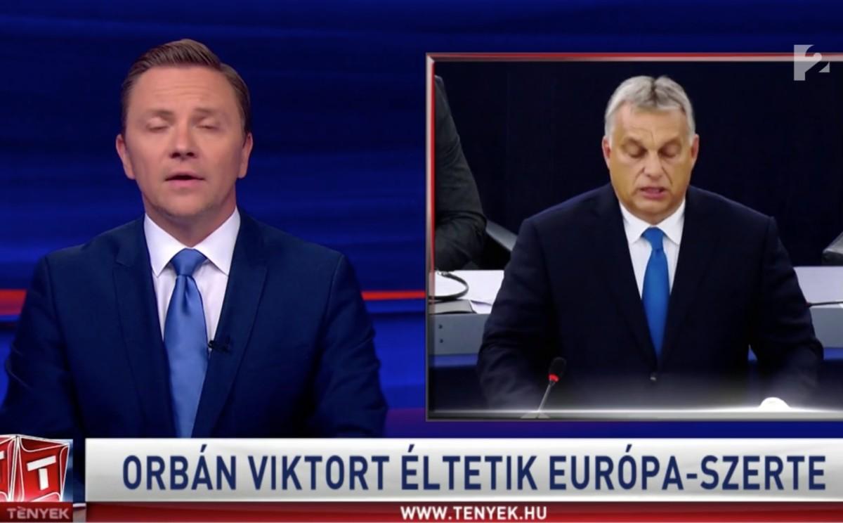 """Elmeszelték a TV2 """"hírműsorát"""", bármennyire is próbálta megmenteni a Médiatanács"""