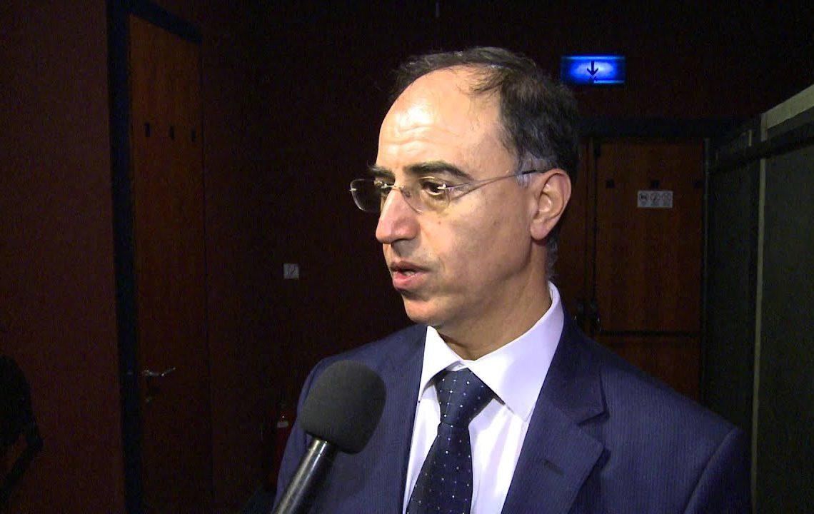 Alotti Nasri, a zalaegerszegi kórház szívsebészeti osztályának vezetője.