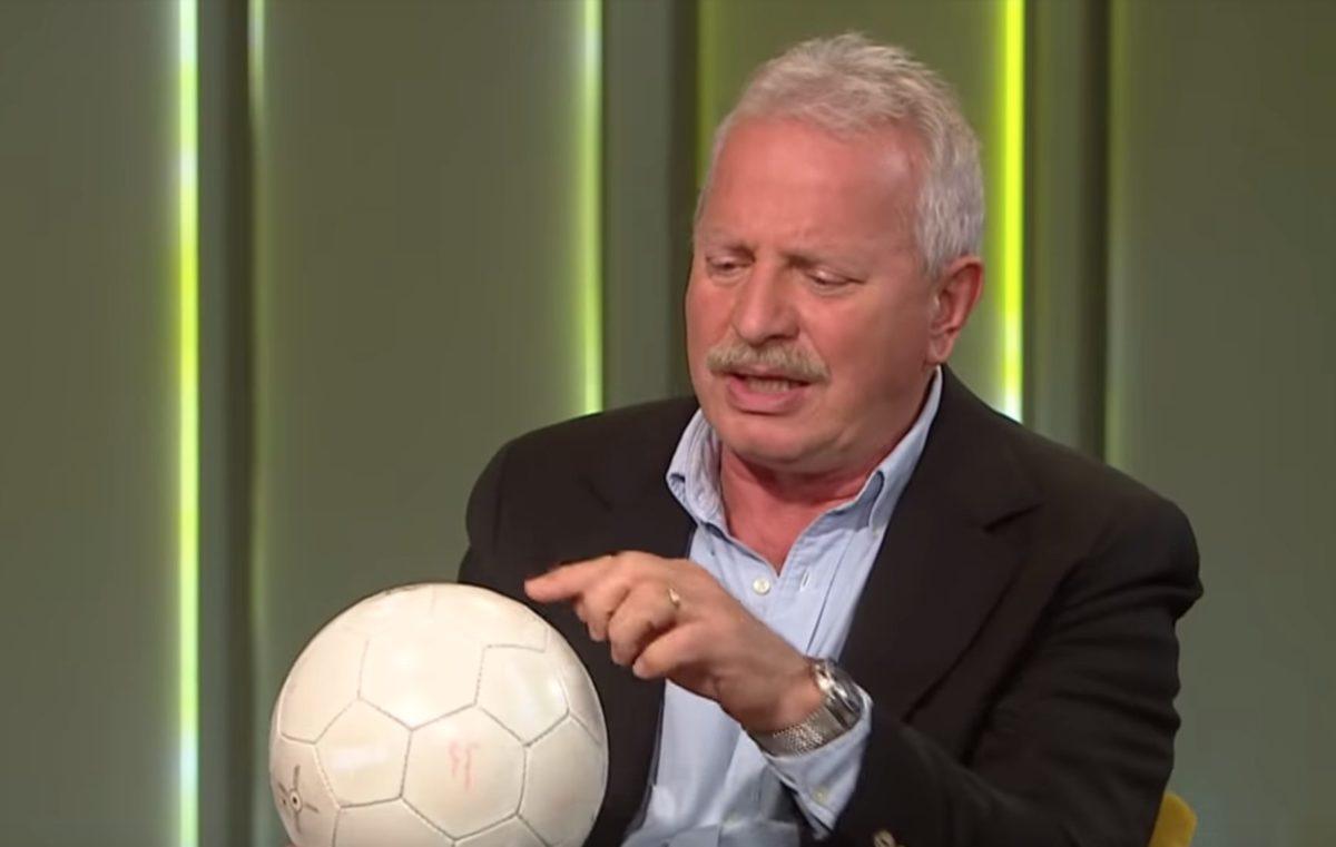 Bencsik András szakérti a lángoló Amazonast a Hír TV Sajtóklub című műsorában.