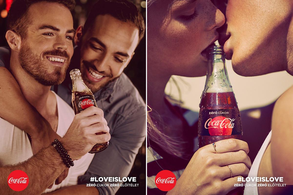 Megszólalt a Coca-Cola a fideszes felháborodáscunamit kiváltó plakátkampánya kapcsán