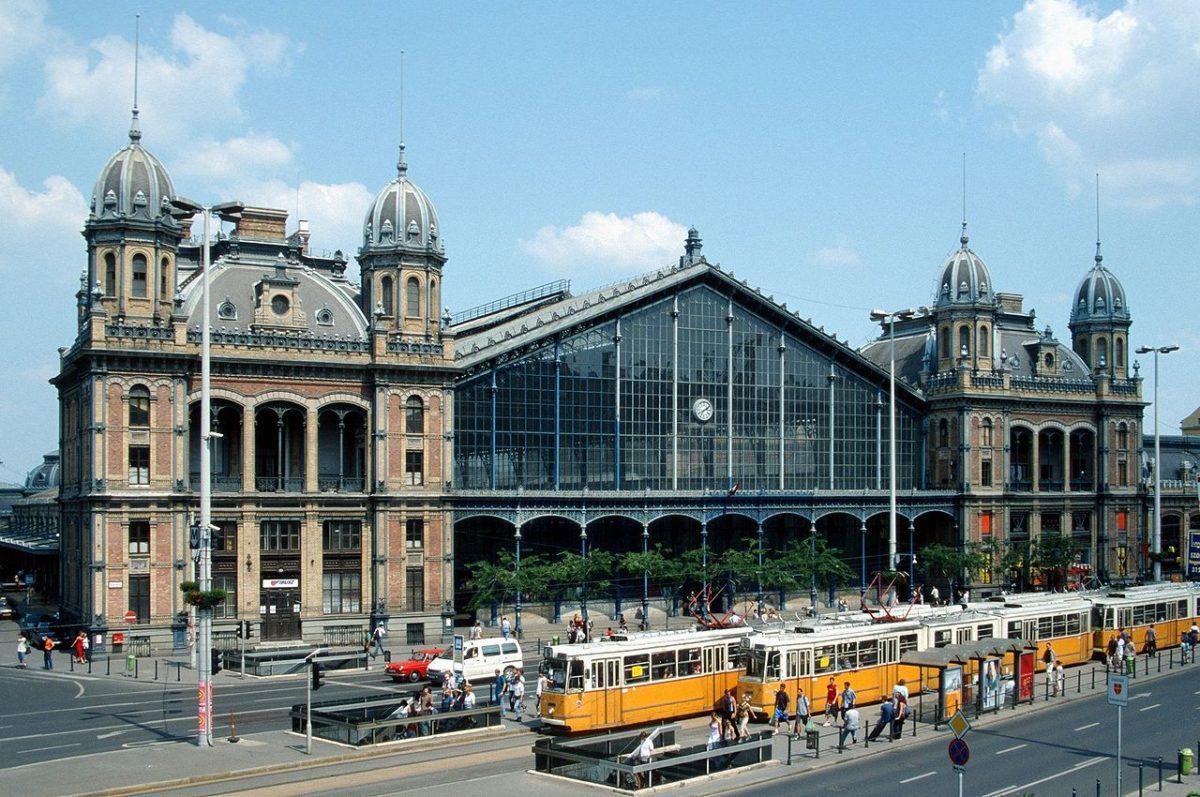 Holttestet találtak egy vonat vécéjében a Nyugati pályaudvaron