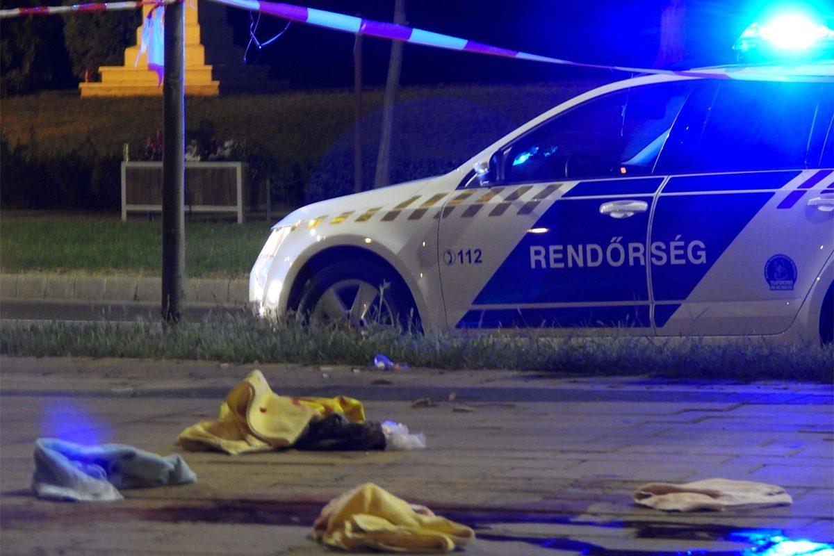 Megöltek egy férfit Polgáron a nyílt utcán