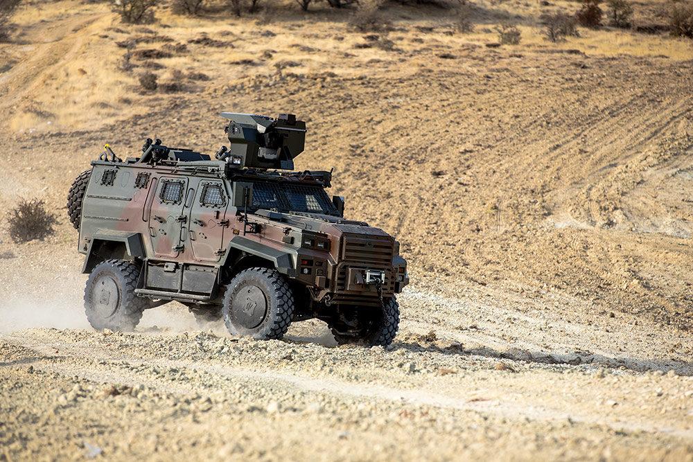 Harci terepjárókat vesz a kormány Törökországtól, rejtély, hogy mennyiért