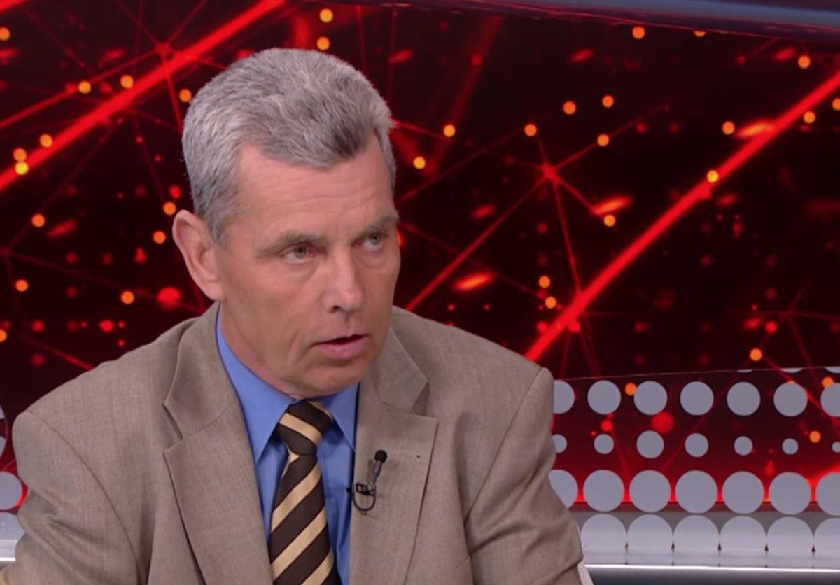 Éger István, a Magyar Orvosi Kamara elnöke.
