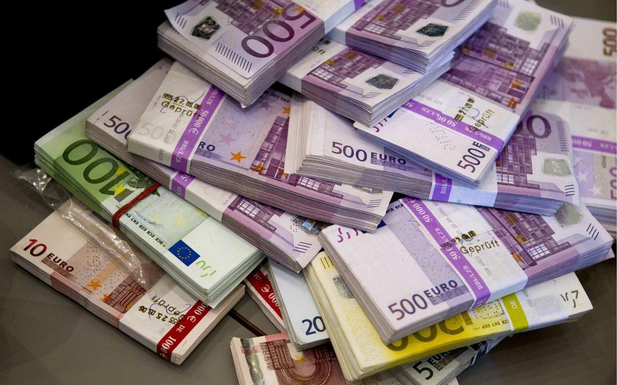 Padlón a forint, itt a 350 forintos euró