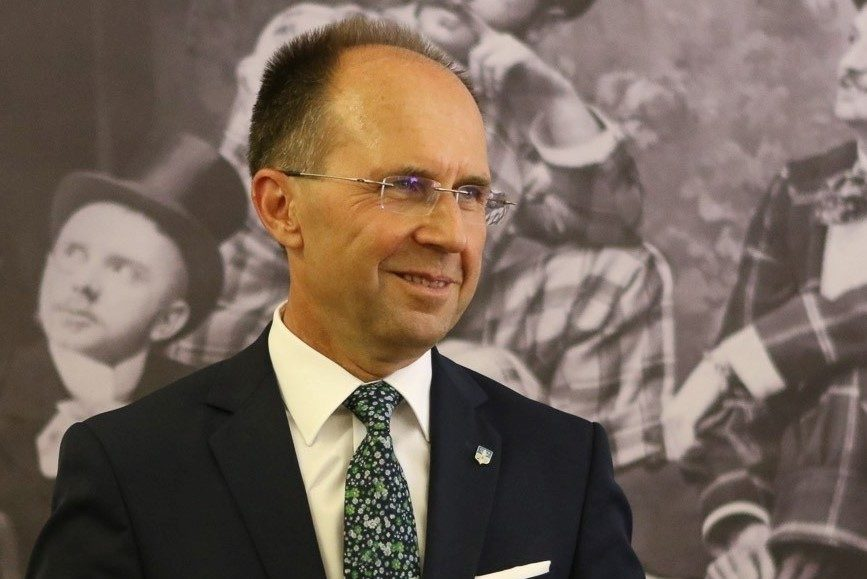 Koczka Tibor, Szombathely fideszes alpolgármestere.