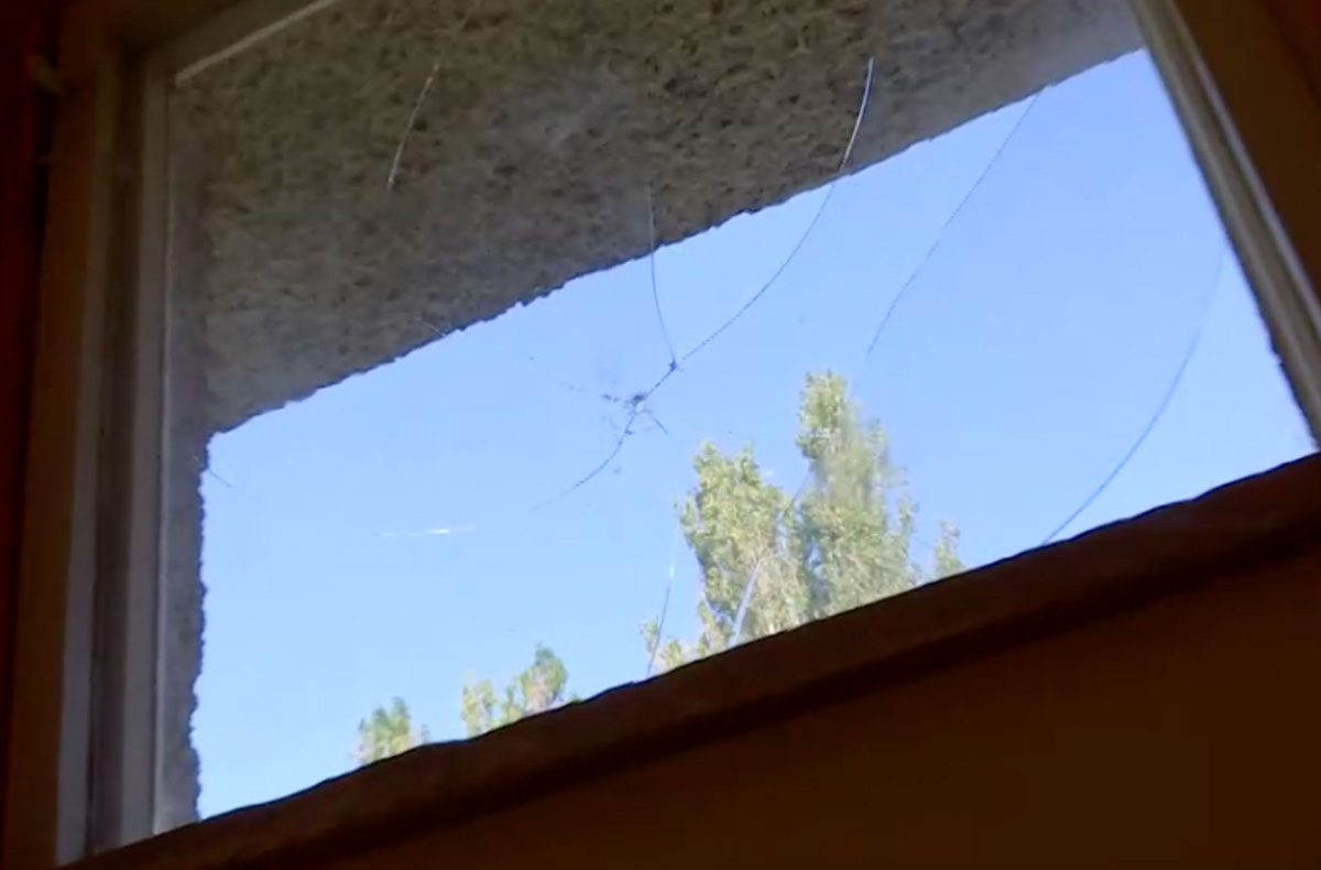 Belőtték egy óvoda ablakát Komáromban