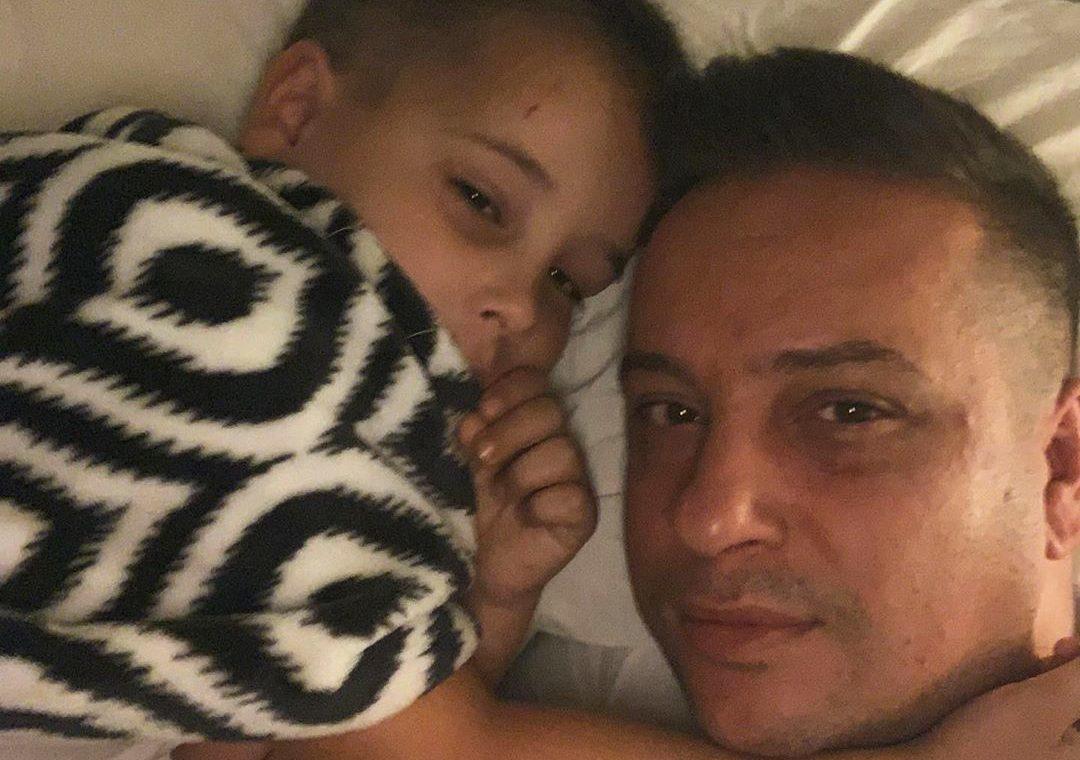 Hírességek búcsúznak L.L. Junior balesetben elhunyt kisfiától