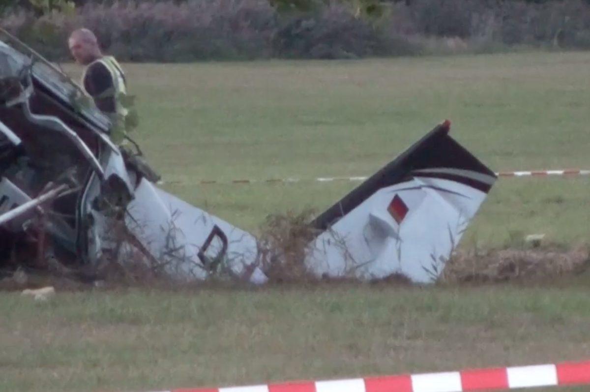 14 utas életét mentette meg, majd lezuhant egy magyar pilóta Németországban