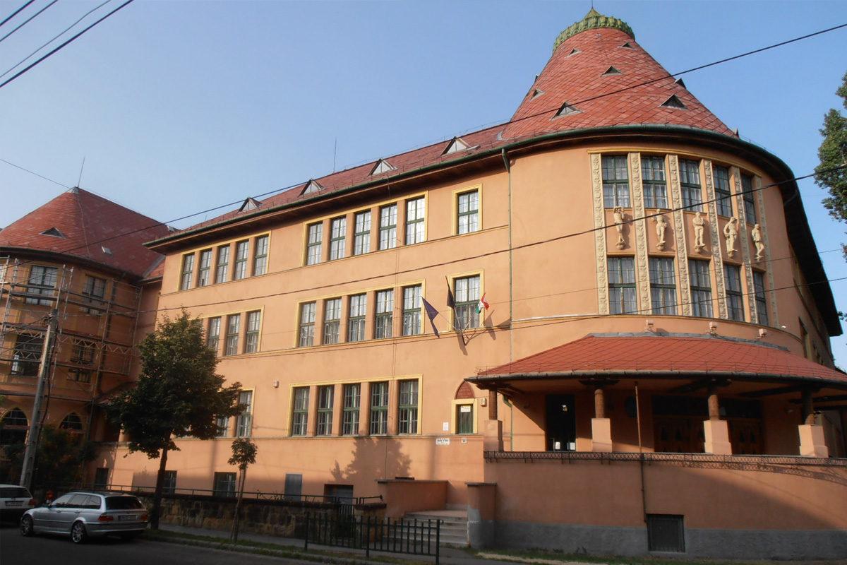 A Budapesti Gépészeti Szakképzési Centrum Eötvös Loránd Szakközépiskolája.