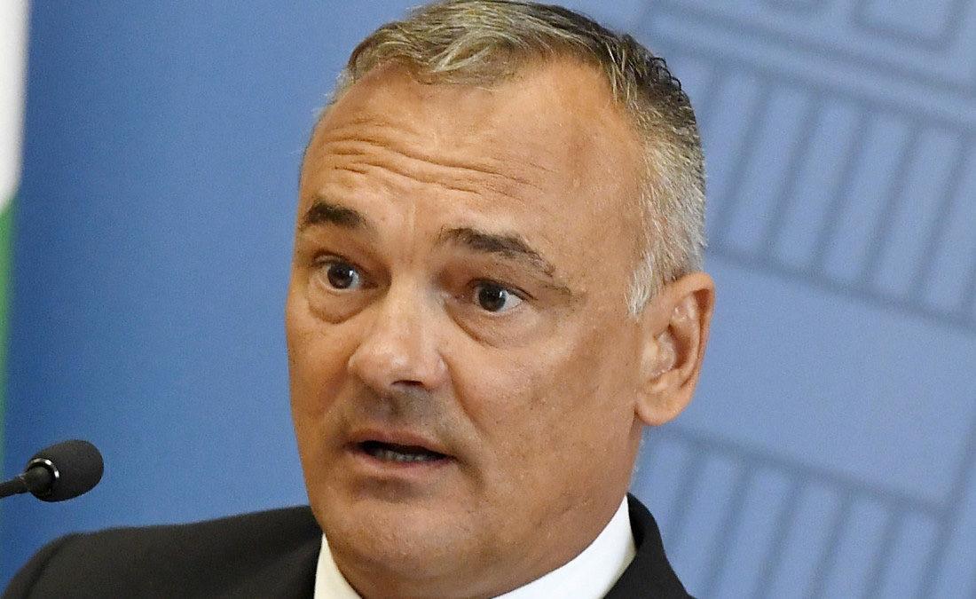 Borkai Zsolt, Győr fideszes polgármestere.