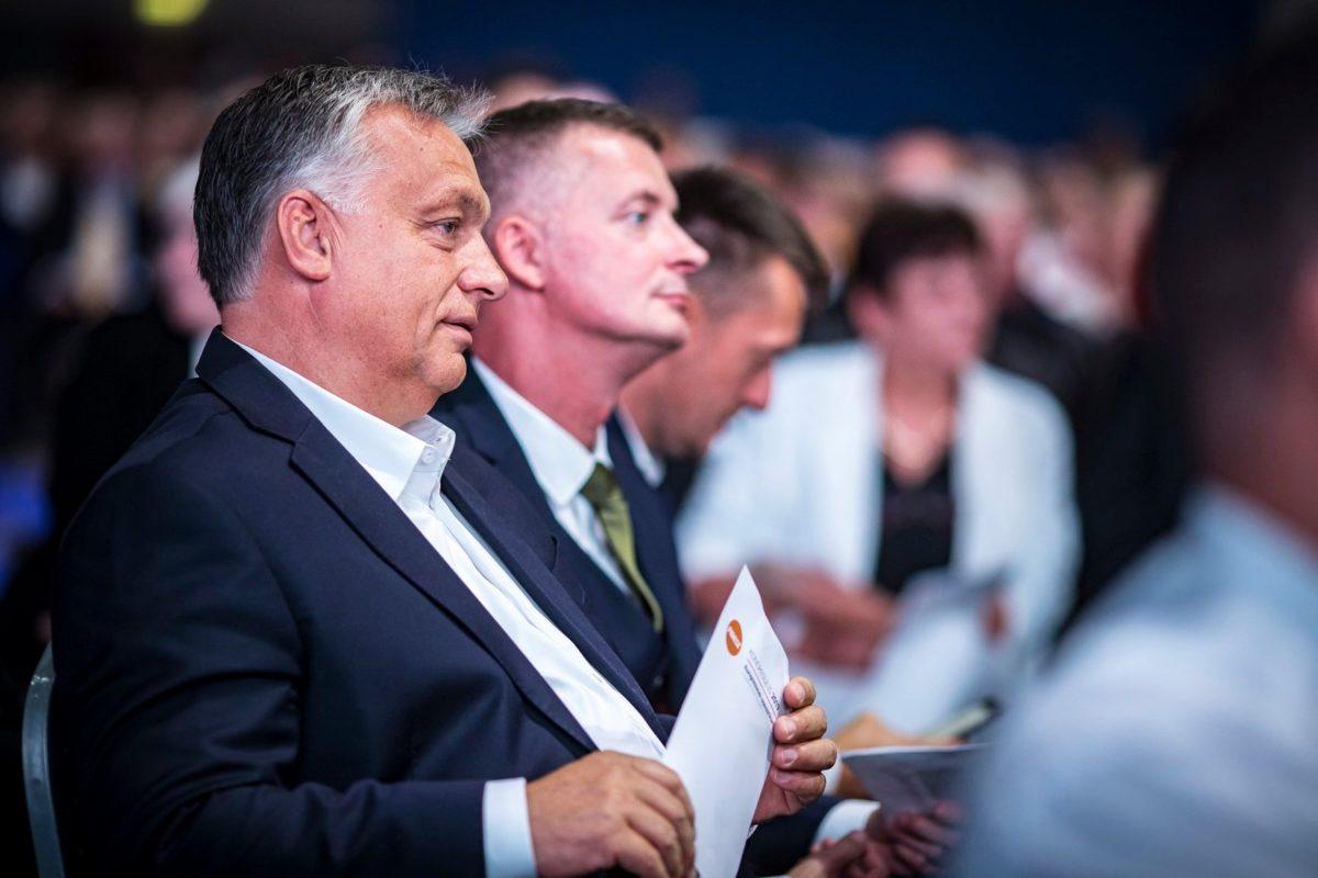 Miskolcon bukkant fel Orbán Viktor a kampányfinisben