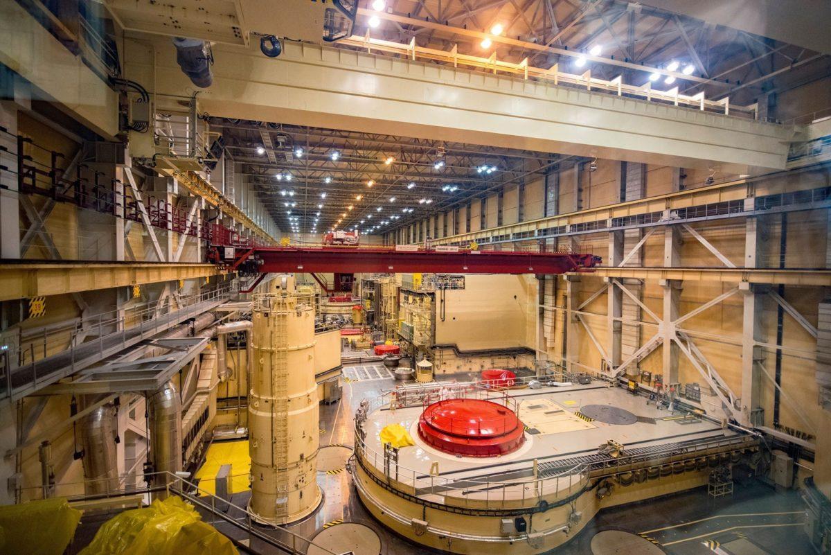 A Paksi Atomerőmű négyes reaktora 2019. június 25-én.