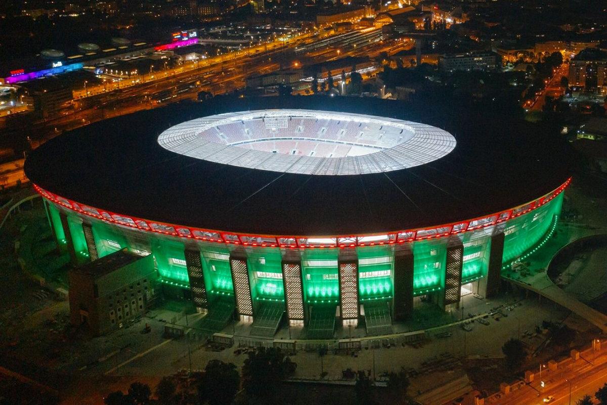 Megőrülnek a szurkolók az új Puskás Ferenc Stadionért