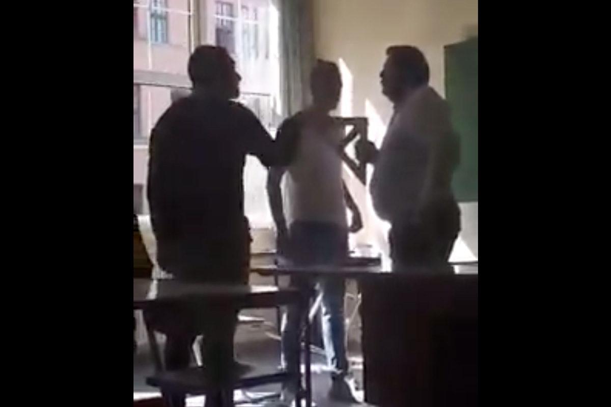 """""""Rohadjon ki a májad"""" – Lökdösték, üvöltözve fenyegették a diákok a tanárt egy budapesti gimnáziumban"""