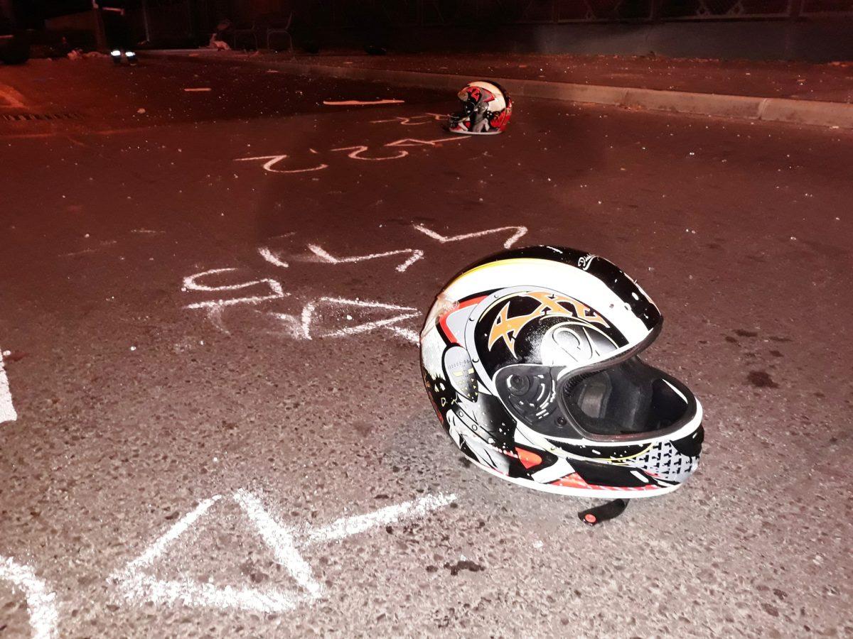 Motoros és utasa is meghalt egy debreceni balesetben