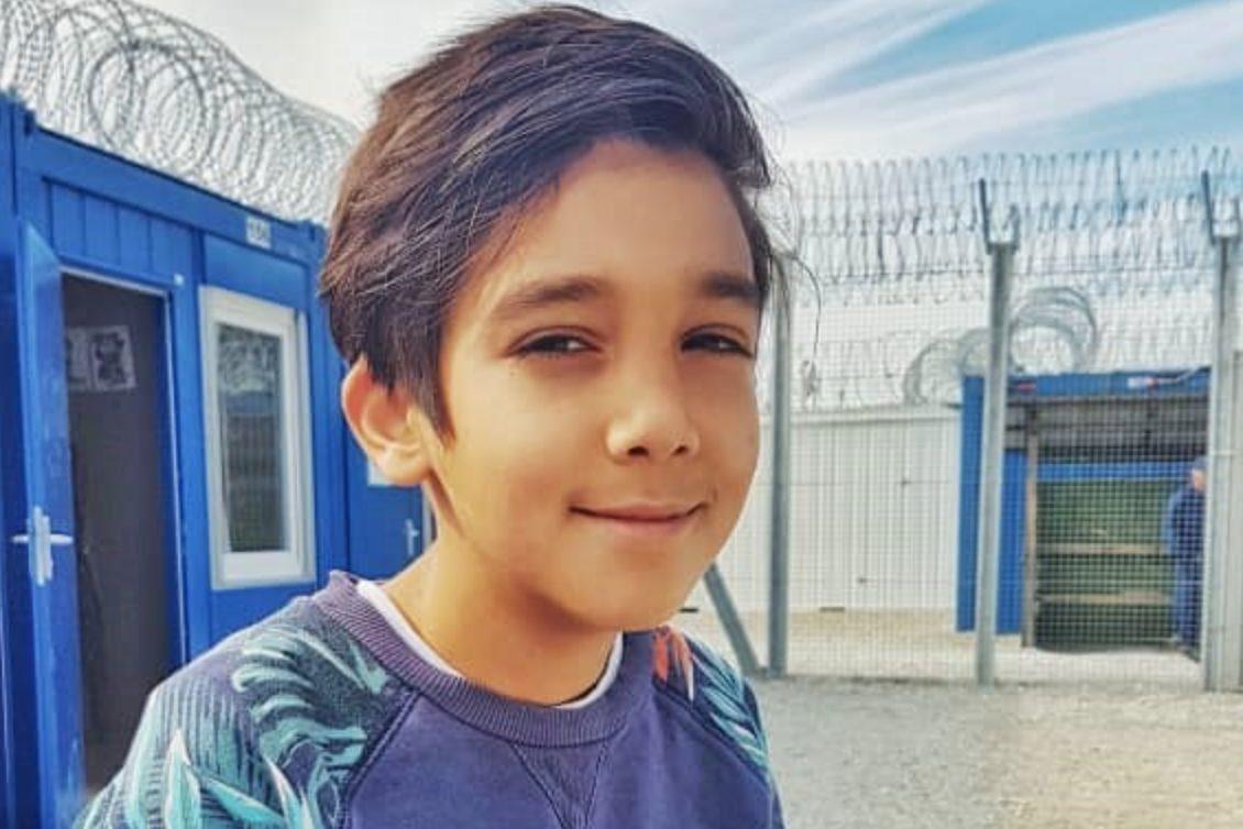 11 hónapja tartanak egy 10 éves kisfiút a röszkei tranzitzónában