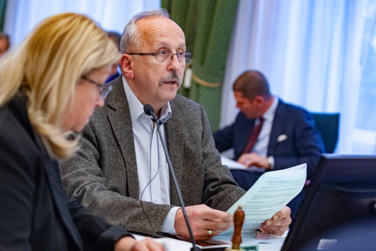 Niedermüller Péter, Erzsébetváros új DK-s polgármestere.