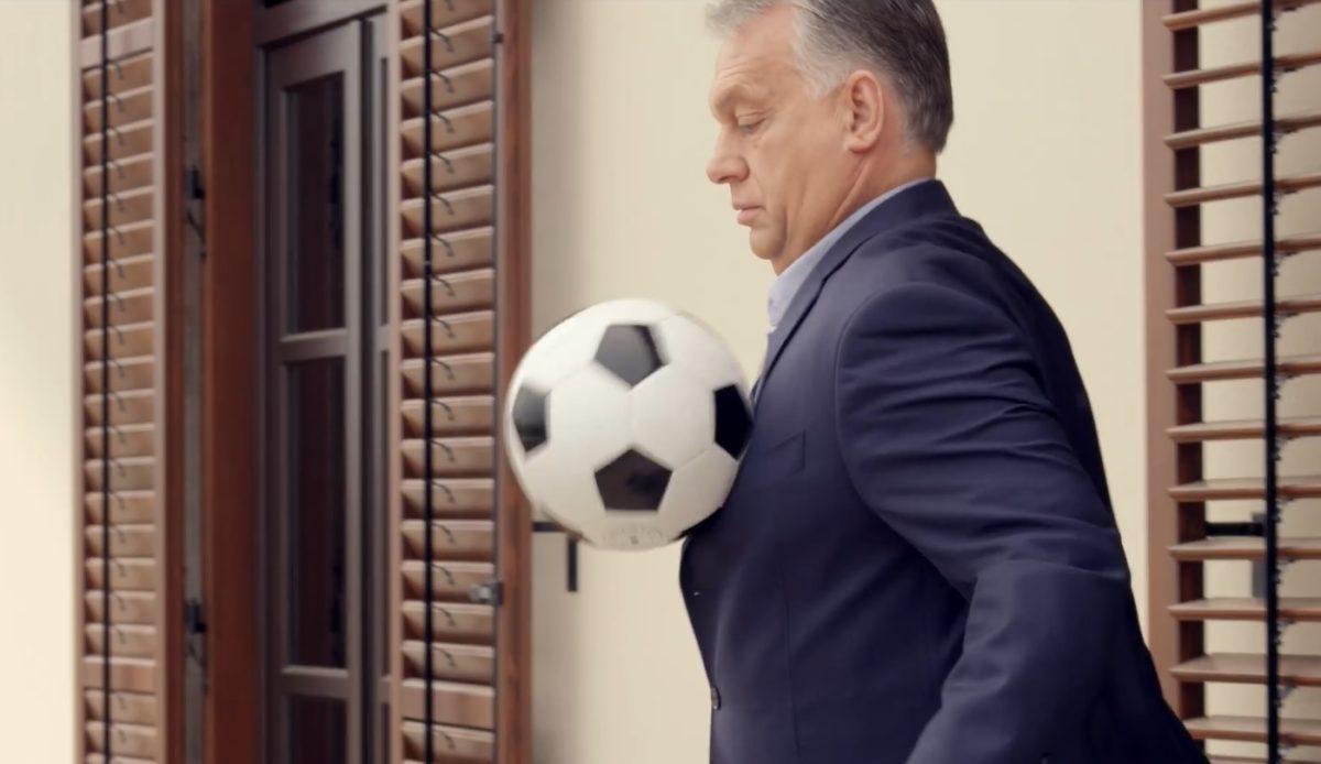 Lenyűgöző Puskás Arénával köszöntik a magyarok Orbán Viktort
