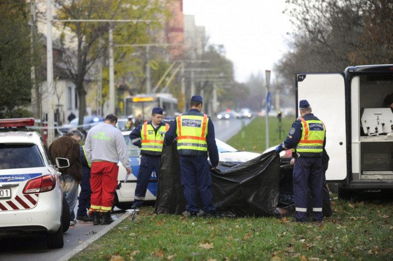 Helyszínelés a 2016-os halálos gázolást követően