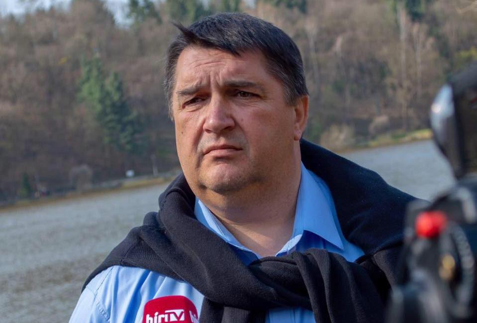 Becsó Zsolt, a Fidesz Nógrád megyei országgyűlési képviselője.