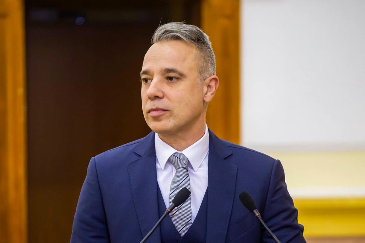 Gajda Péter, Kispest MSZP-s polgármestere.