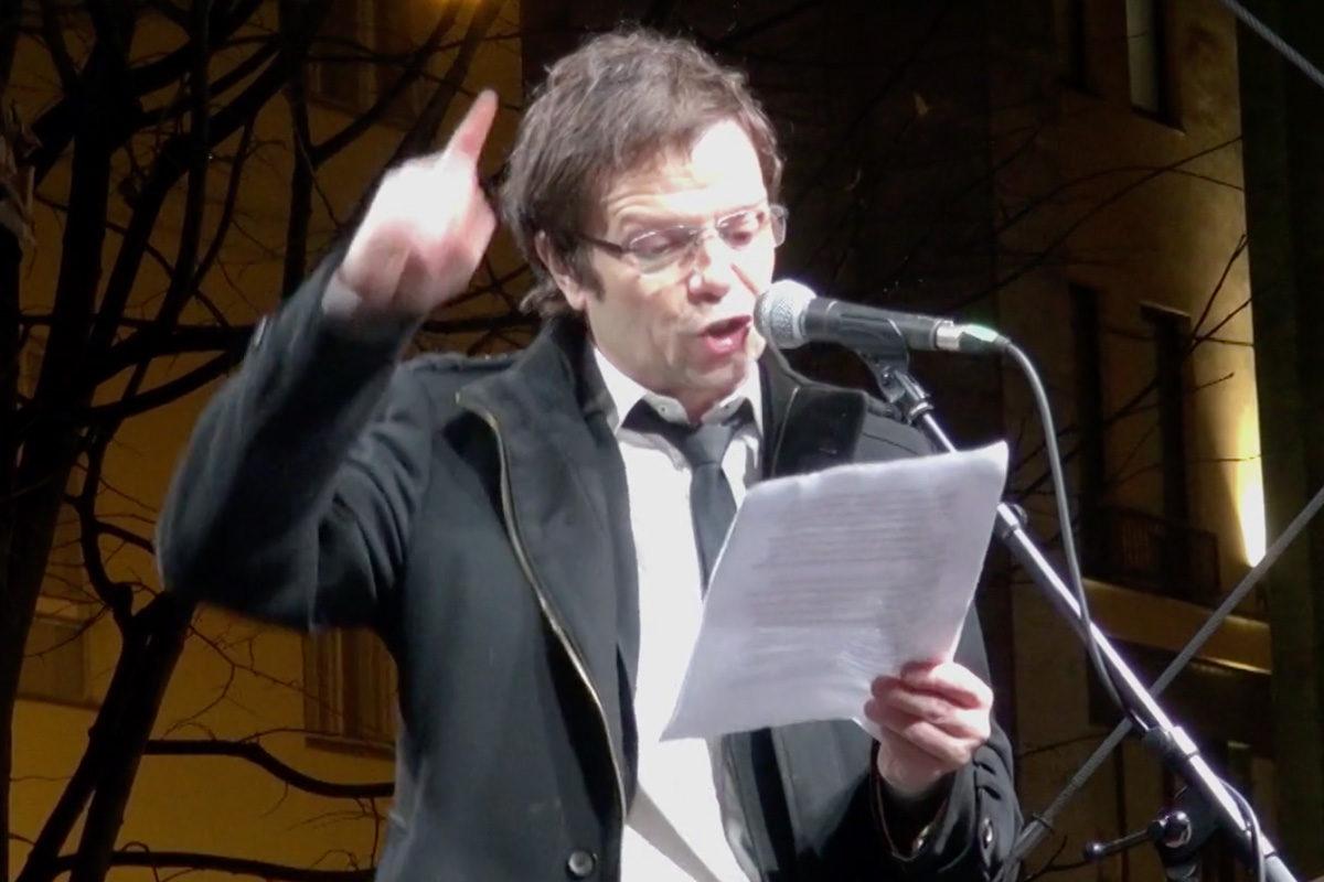 """Pintér Béla nagyon kiosztotta a fideszeseket: """"A kormánypropagandából még elviselitek a hazugságot, de a színházban már ti sem?"""""""