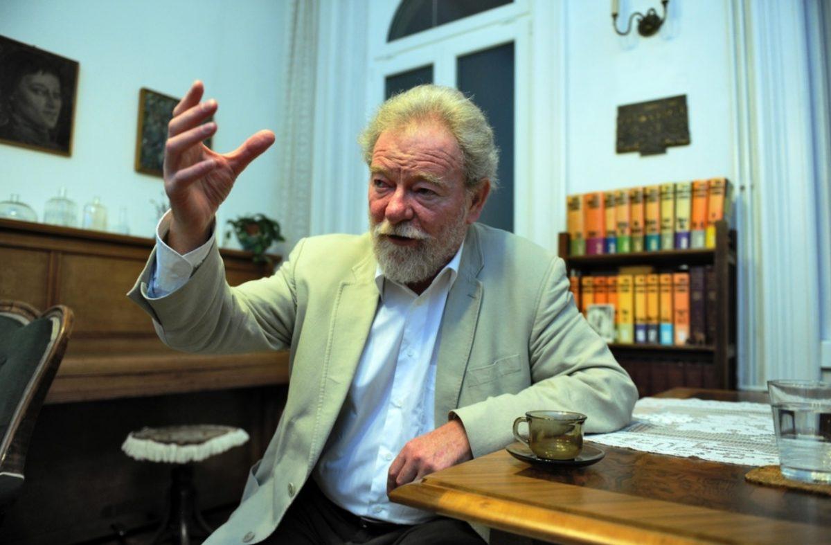Donáth László 2017-ben.
