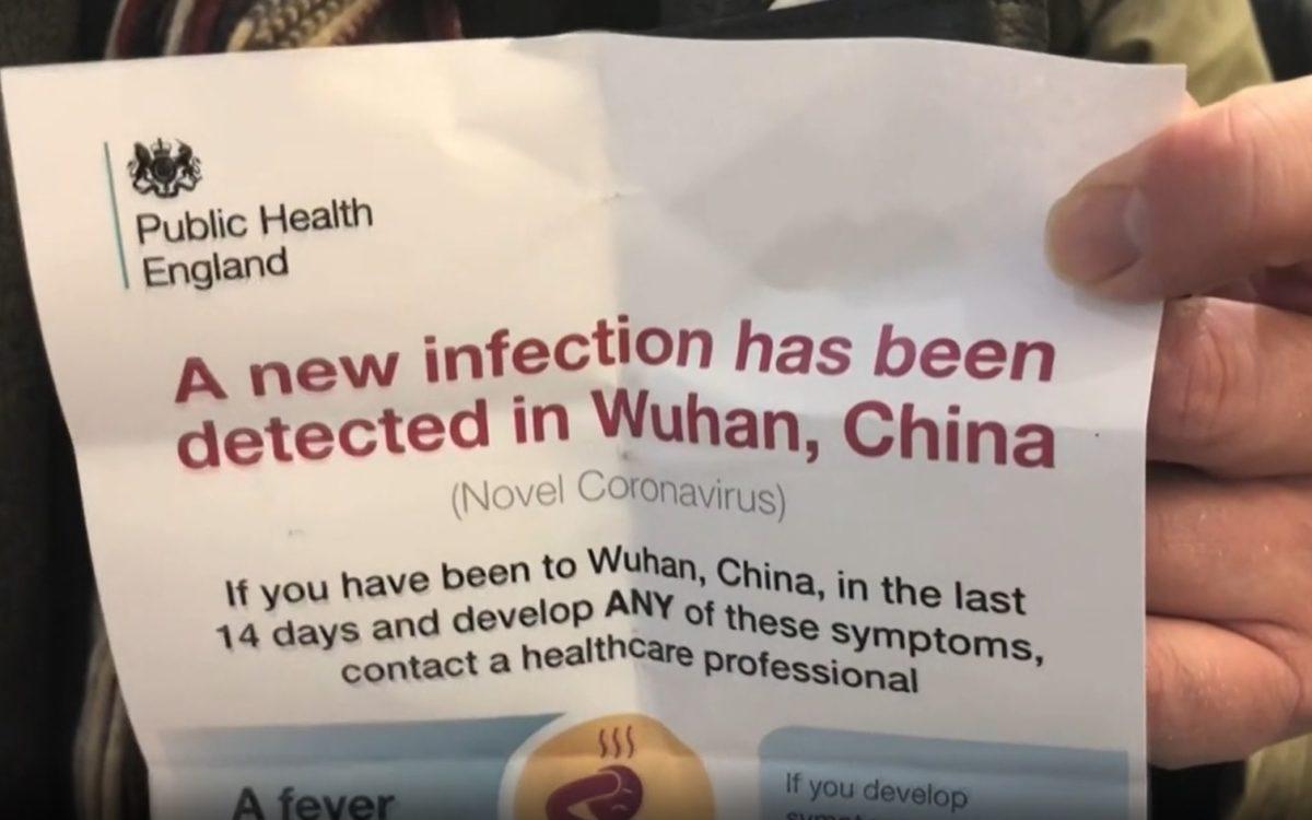 Újabb kínai várost zártak le a koronavírus miatt