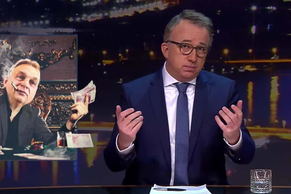 16 percen át ekézte az osztrák köztévé a lesújtó magyar médiahelyzetet