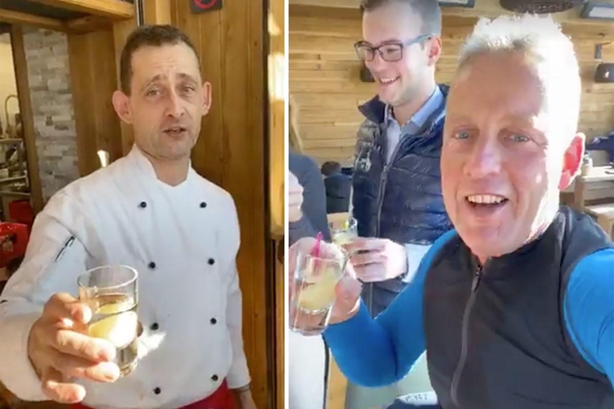 Orbán Viktort éltető videóval jelentkezett Schobert Norbi Ausztriából