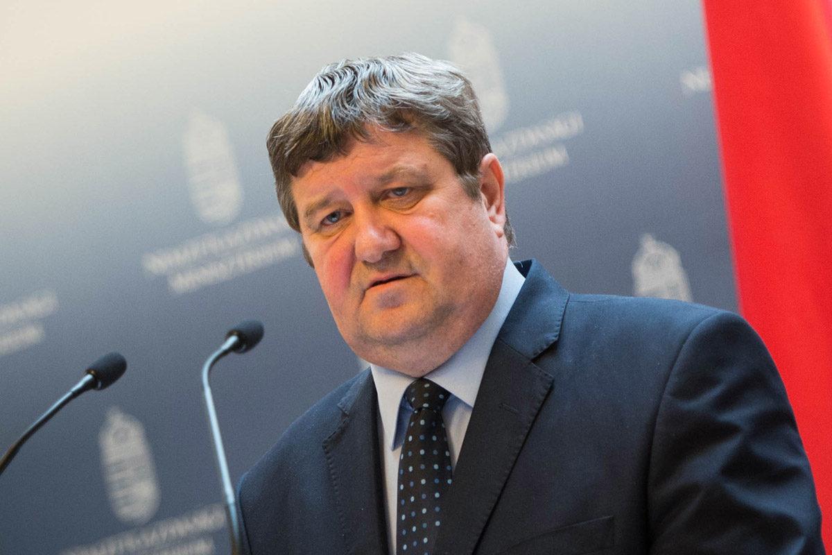 Tállai András, a Pénzügyminisztérium parlamenti államtitkára.