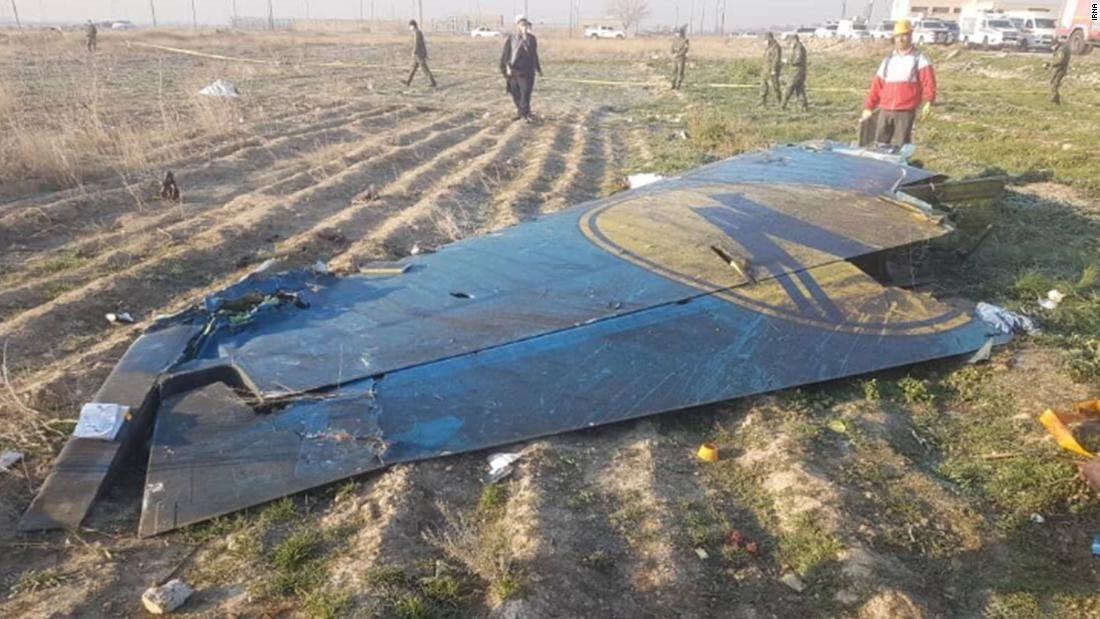 Irán elismerte az ukrán utasszállító lelövését