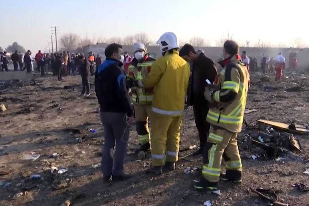 Újabb részletek derültek ki az Iránban lezuhant ukrán utasszállítóról
