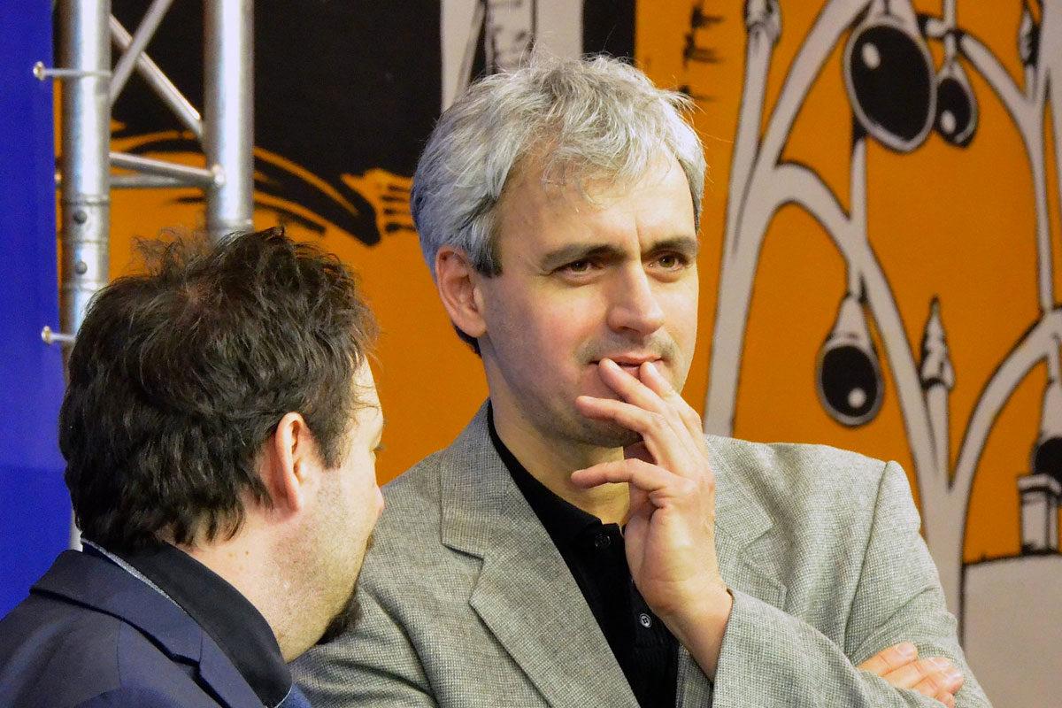 Csőzik László, Érd ellenzéki összefogással megválasztott polgármestere.