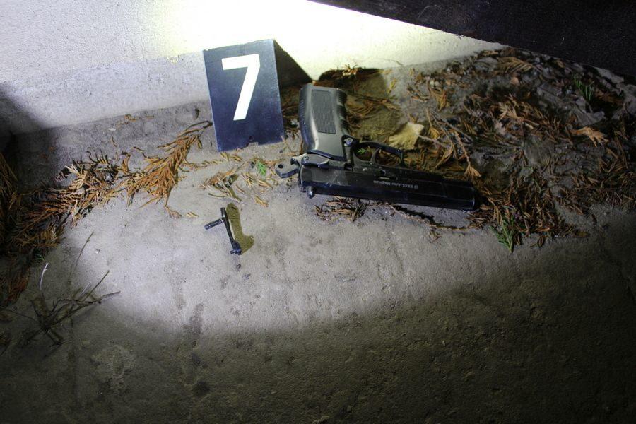 Lövöldözött, bozótvágóval hadonászott egy férfi Esztergomban