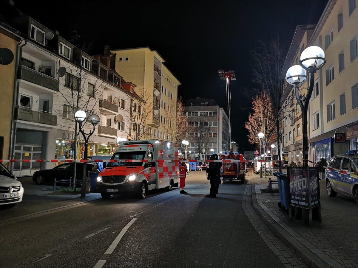 Több embert lelőtt egy szélsőjobbos radikális Frankfurt közelében