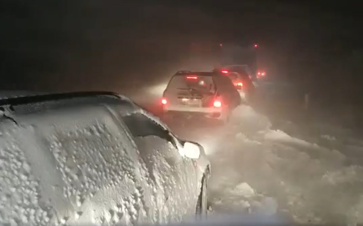 Ítéletidő csapott le Romániára, megbénult a közlekedés